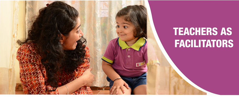 Kinder Garden: SERRA International Preschools