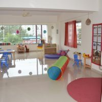 Our bright, airy and intentionally planned classrooms
