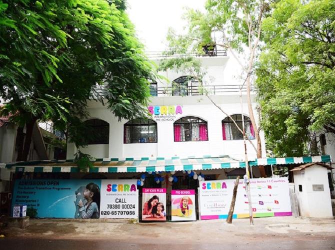 Viman Nagar Facade